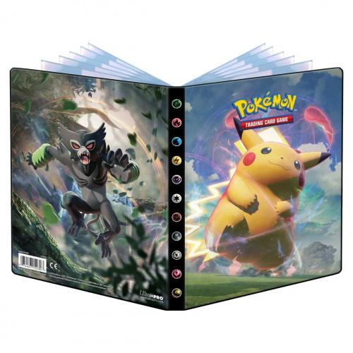 Pokemon TCG: Vivid Voltage A5 album
