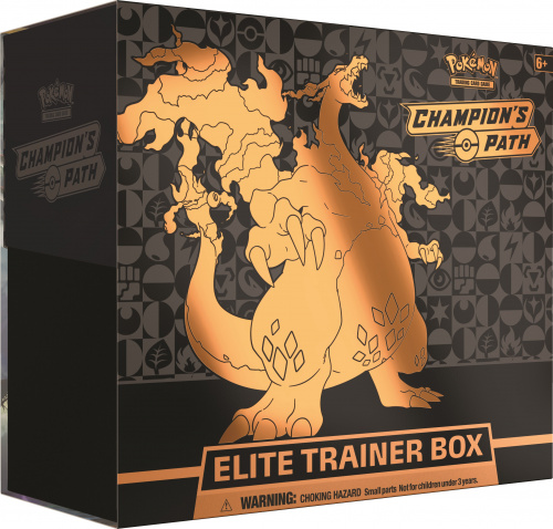 Pokemon TCG: 3.5 Champion's Path - Elite Trainer Box
