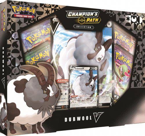 Pokemon TCG: 3.5 Champion's Path - Vbox September Dubwoll