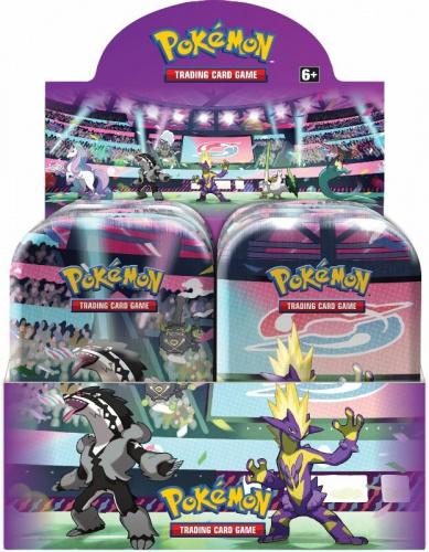 Pokemon TCG: 3.5 Champion's Path - Mini Tin October (Display 10szt.)