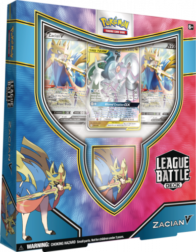Pokemon TCG: Vivid Voltage - League Battle Deck (Display 6 szt.)