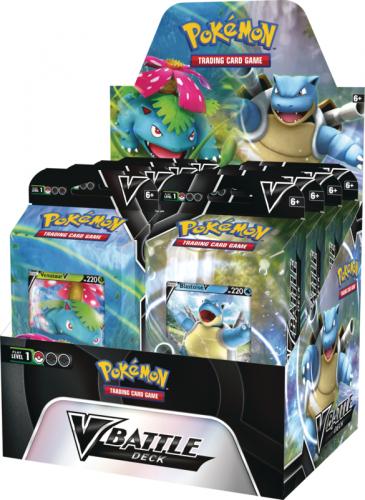 Pokémon TCG:  SWSH 05 February V Battle Deck (8)