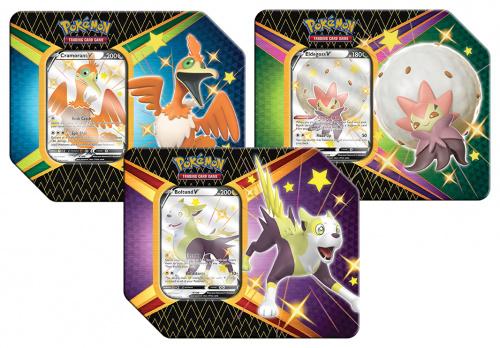 Pokemon TCG: 4.5 Shining Fates V Tin (6)