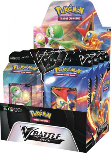 Pokemon TCG: SWSH 06 V Battle Deck - May (8)