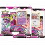 Pokémon TCG: Fusion Strike 3-Pack Blister (24 sztuki)