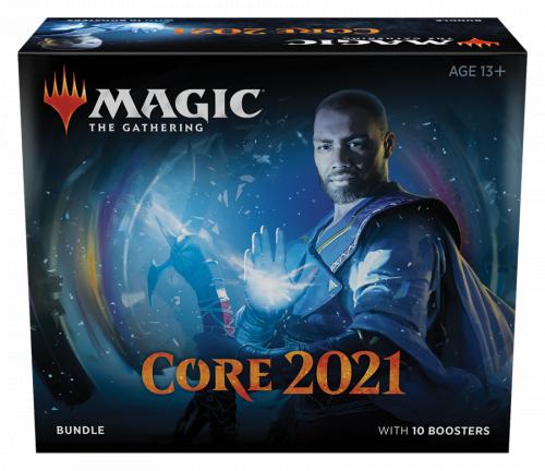 Magic The Gathering: Core Set 2021 - Bundle