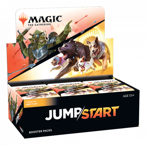Magic the Gathering: Jumpstart Booster (Display 24 szt.)