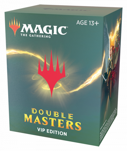 Magic The Gathering: Double Masters Booster VIP Edition (Display 4szt.)