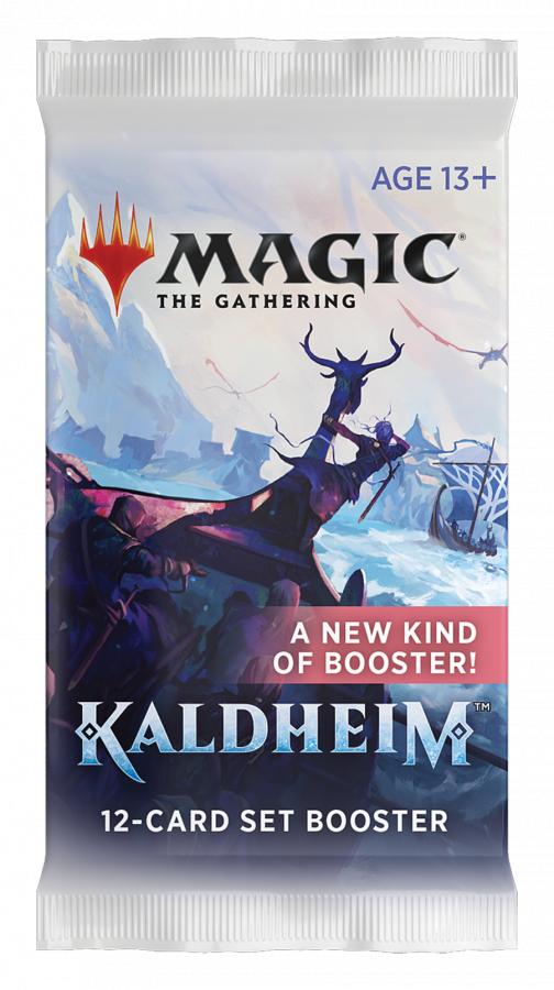 Magic The Gathering: Kaldheim - Set Booster