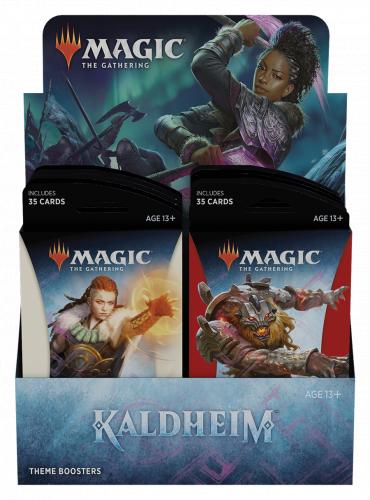 Magic: The Gathering: Kaldheim - Theme Booster Display (12)