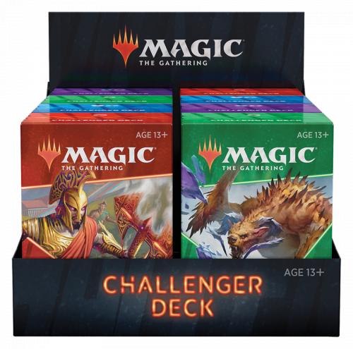 Magic The Gathering: Challenger Deck 2021 Display (8 szt.)