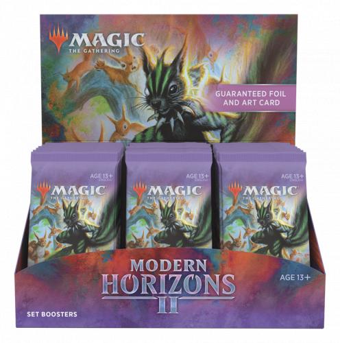 Magic The Gathering: Modern Horizons 2 - Set booster (30)