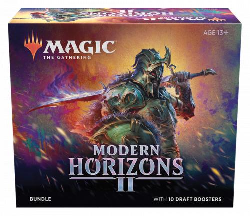 Magic The Gathering: Modern Horizons 2 - Bundle