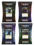 Magic The Gathering: Adventures in the Forgotten Realms - Commander Decks Display (4)