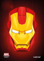 Gamegenic: MARVEL Art Sleeves (66 mm x 91 mm )  Iron Man 50+1 szt.