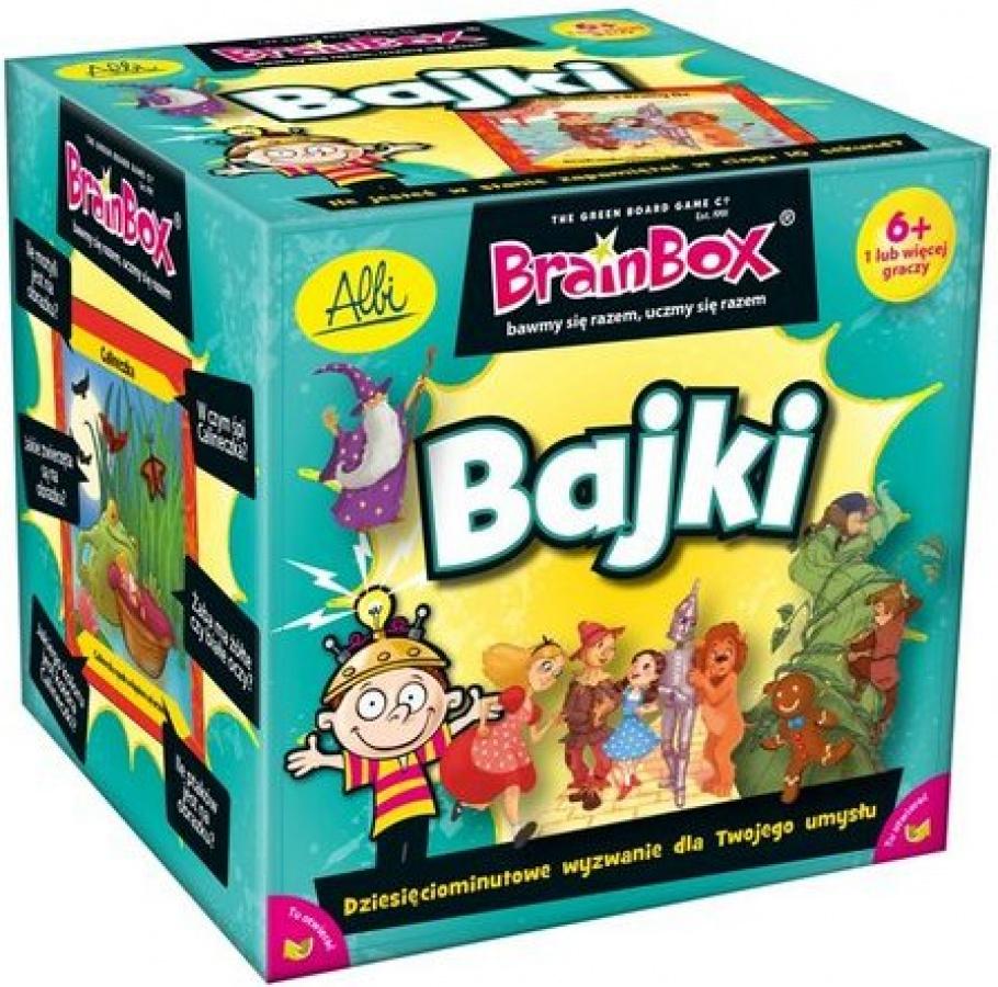 BrainBox: Bajki (Albi)
