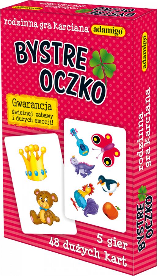 Bystre Oczko - Karty od Gry