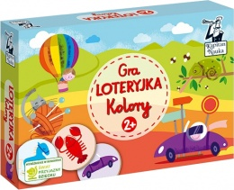 Kapitan Nauka - Loteryjka - Kolory 2+