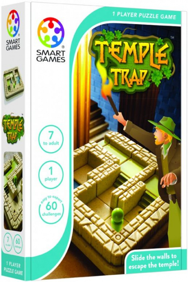 Smart Games - Temple Trap (Tajemnice Świątyni)