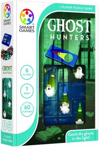 Smart Games - Ghost Hunters (Łowcy duchów)