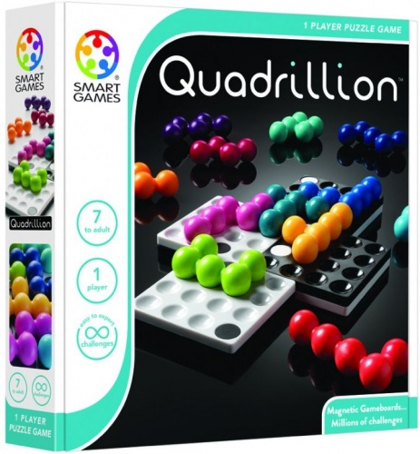 Smart Games - Quadrillion (Kwadrylion)