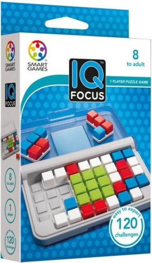 Smart Games - IQ Focus (edycja międzynarodowa)