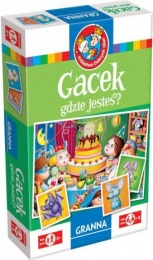 Gacek, gdzie jesteś?