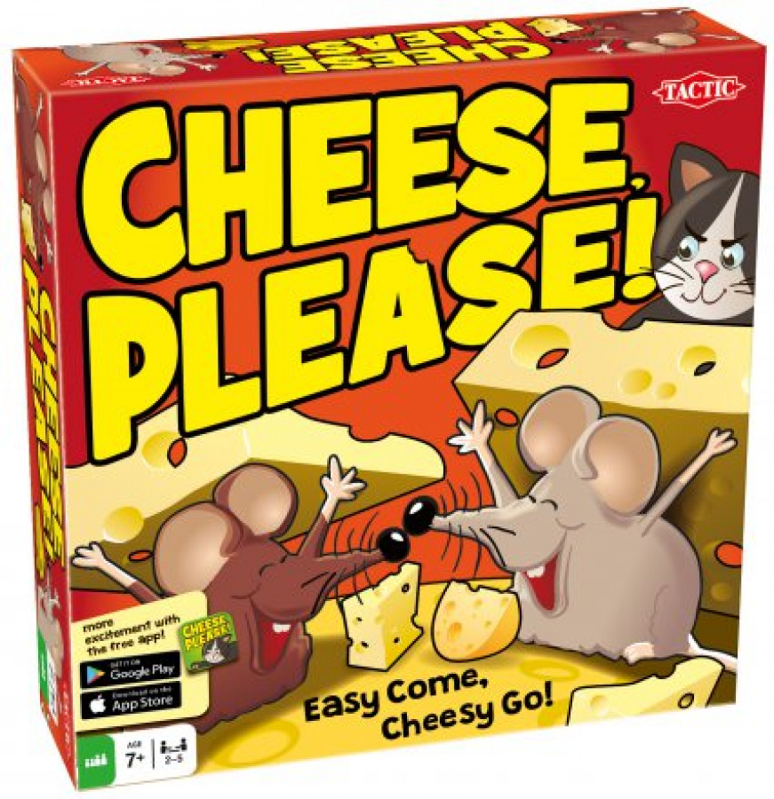 Cheese, Please!