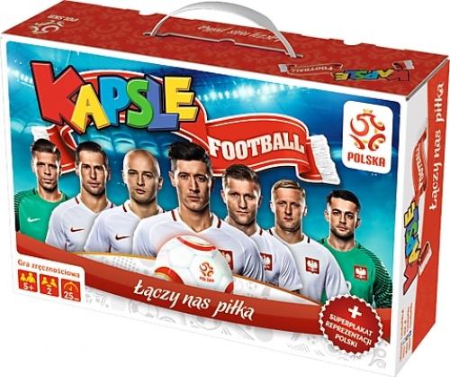Kapsle - Football - Łączy nas piłka