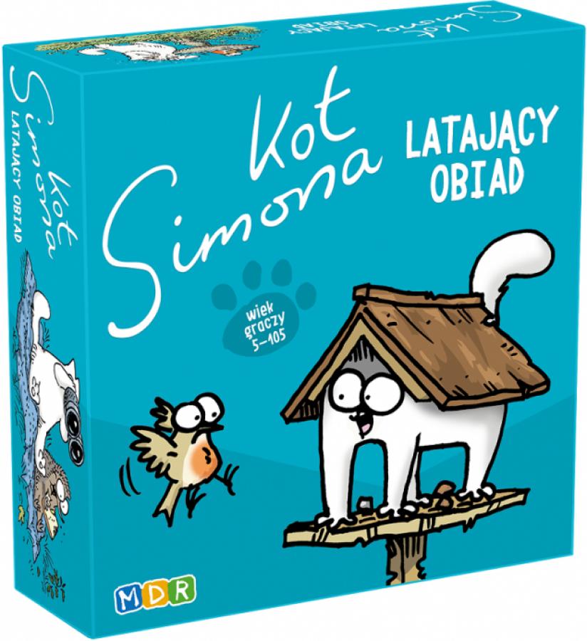 Kot Simona: Latający obiad
