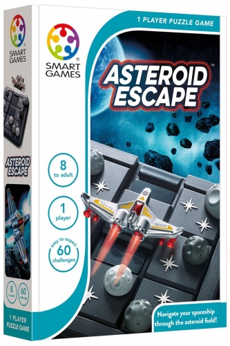 Smart Games - Asteroid Escape (Gwiezdna ucieczka)