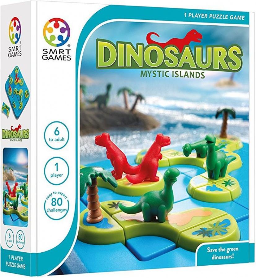 Smart Games - Dinozaury