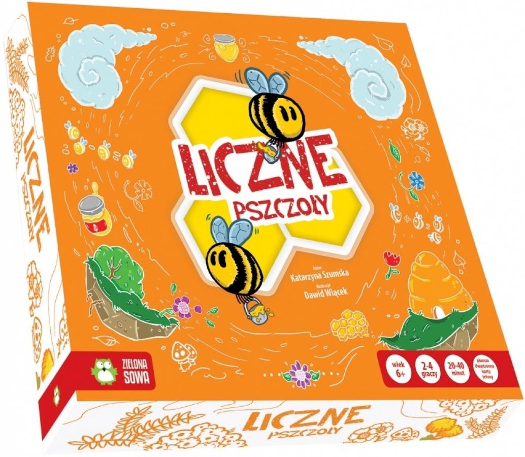 Podstawa to zabawa: Liczne pszczoły