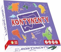 Podstawa to zabawa: Kontynenty