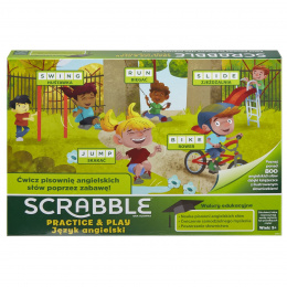Scrabble: Practice & Play