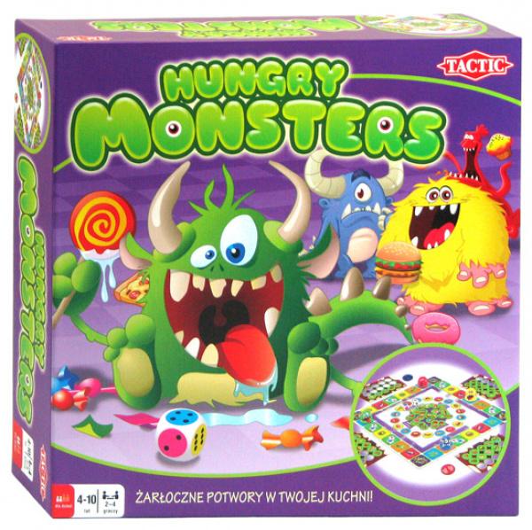 Hungry Monsters (edycja polska)