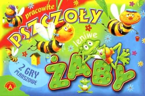 Pracowite pszczoły, Leniwe żaby
