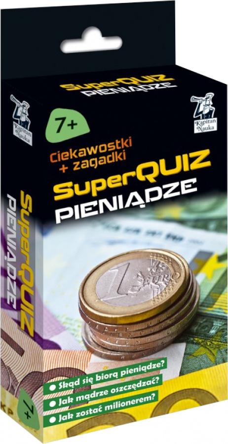 SuperQuiz: Pieniądze