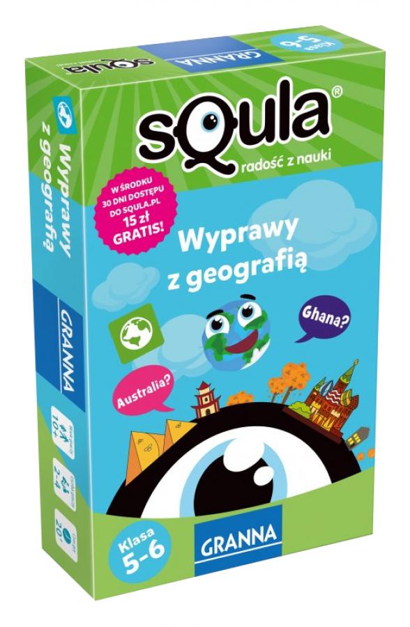 Squla - Wyprawa z Geografią