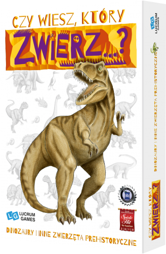 Czy wiesz, który zwierz...? Dinozaury i inne zwierzęta prehistoryczne