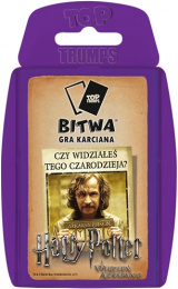 Top Trumps: Harry Potter i Więzień Azkabanu - Bitwa