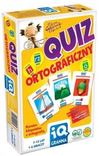 IQ Granna: Quiz Ortograficzny