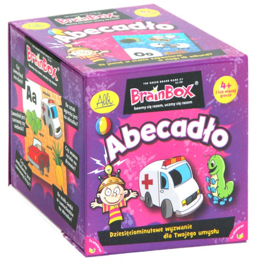 BrainBox: Abecadło