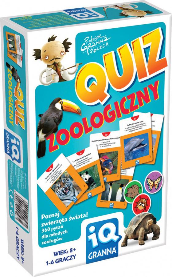 IQ Granna: Quiz - Zoologiczny