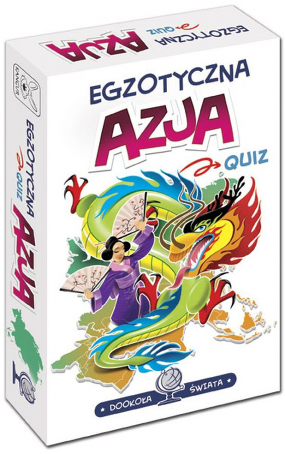 Dookoła Świata - Egzotyczna Azja Quiz