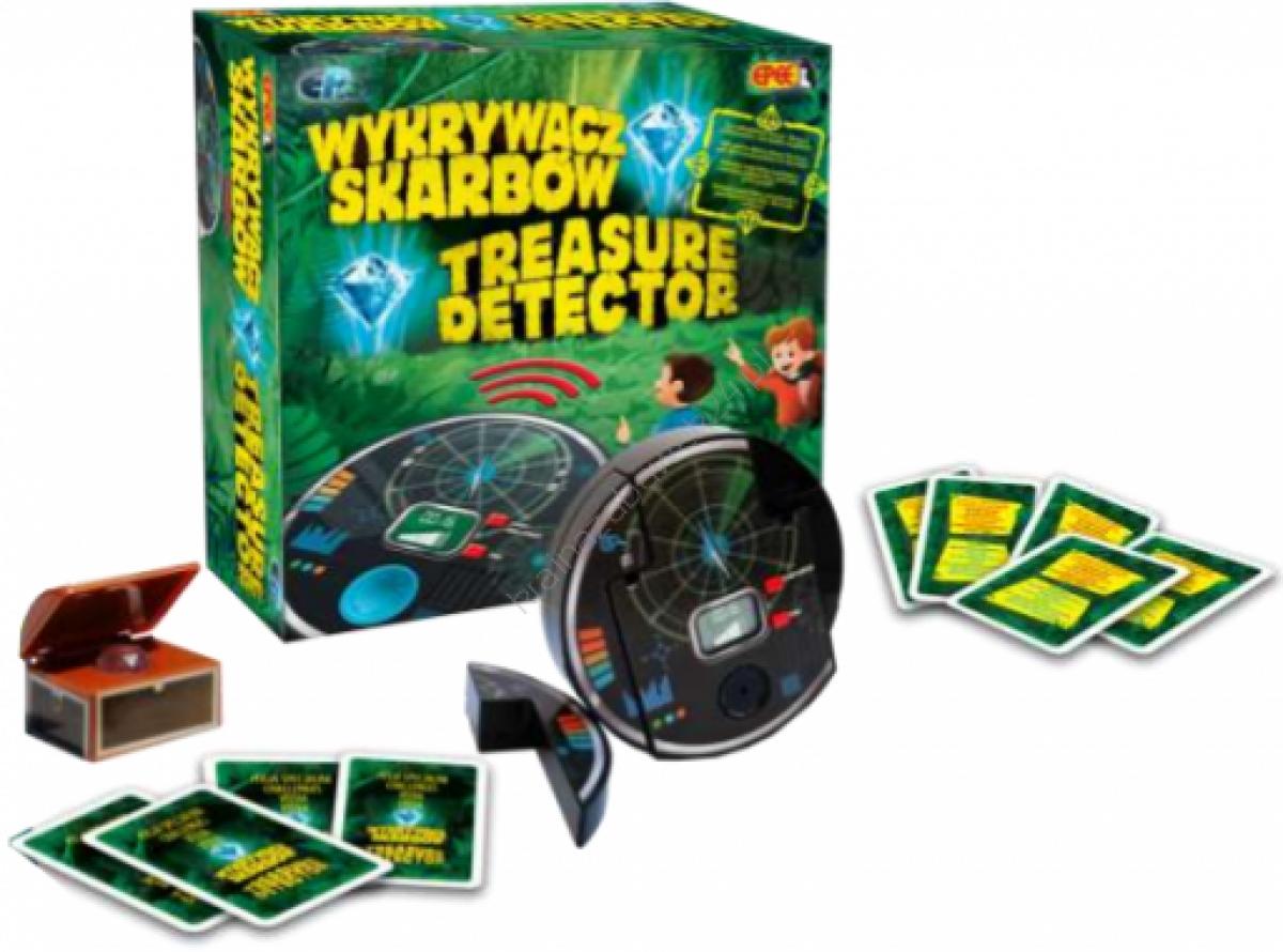 Wykrywacz Skarbów - Treasure Detector