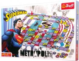 Superman: Metropolis (węże i drabiny)
