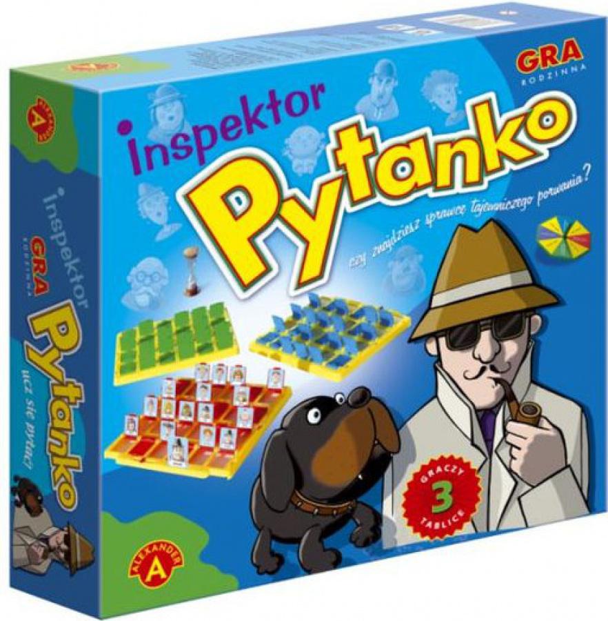 Inspektor Pytanko