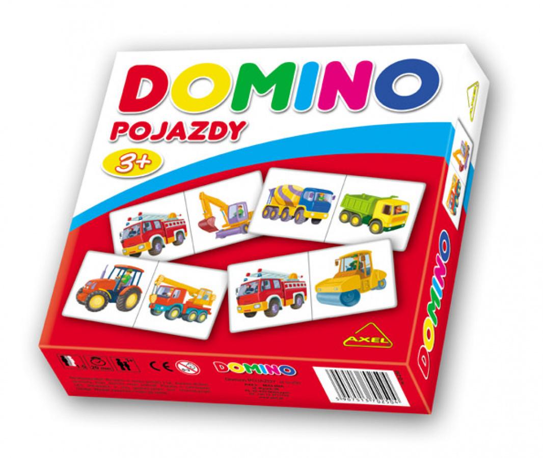Domino - Pojazdy