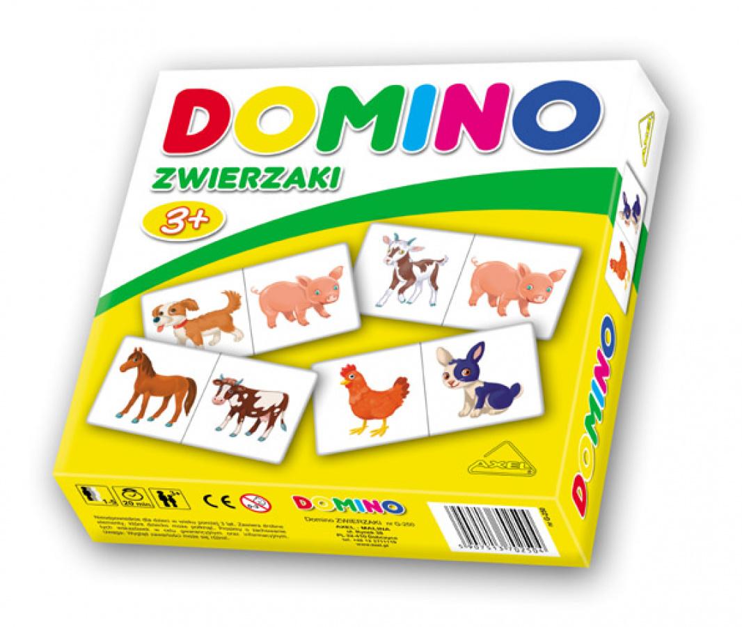 Domino - Zwierzaki